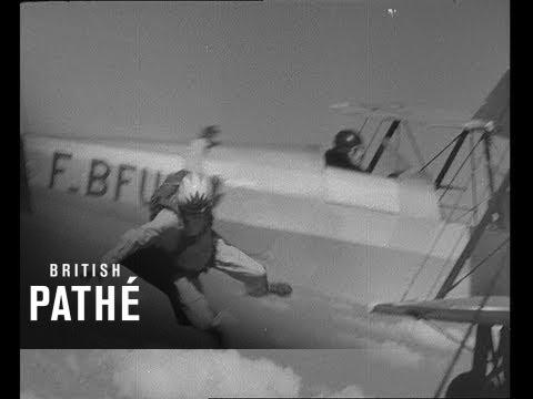 Bird Man death jump (1963)