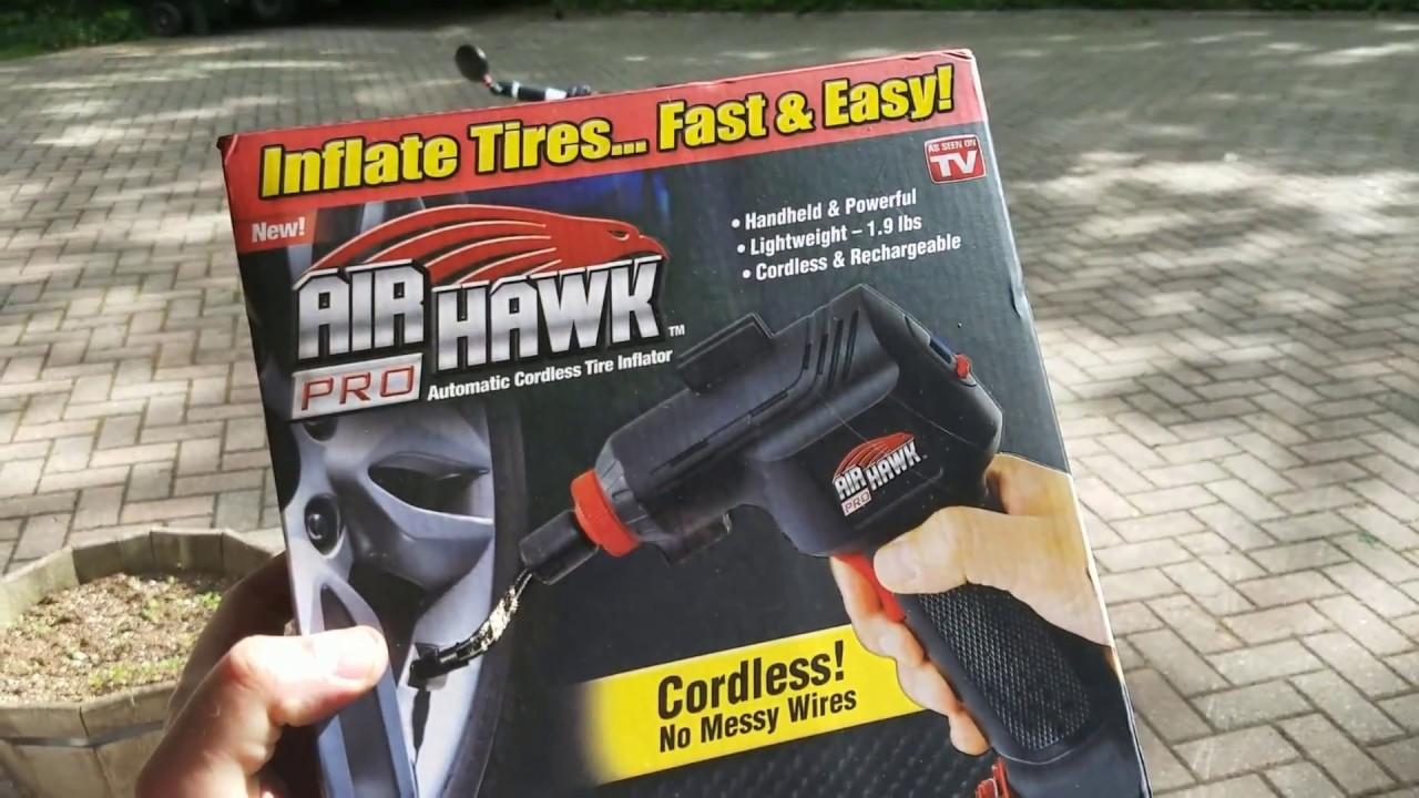 Air Hawk Pro Review By Ruckus One Like Craftsman Air Inflator Hd