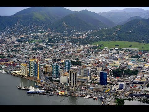 Port of Spain - Capital de Trinidad e Tobago