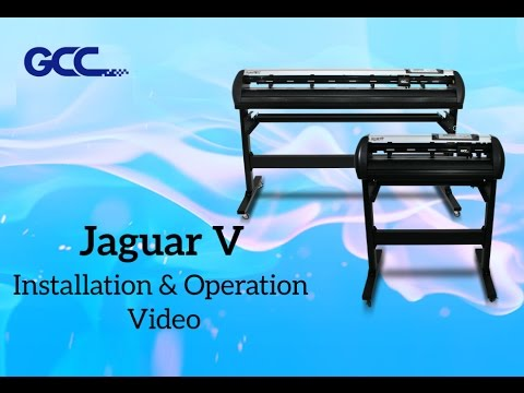 GCC---Jaguar V Installation and Operation