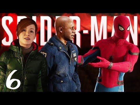 HOMELESS PETER PARKER : Marvels Spider-Man PS4 Part 6