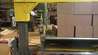Newell Automatic Bottom Slip Sheet Folder