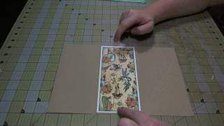 Scrapbook Tutorial_ Double Slider Pocket