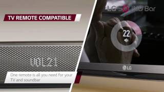 LG Soundbar SH5 Product Video