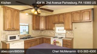 434 W 2nd Avenue Parkesburg PA 19365 - Cheri McMenamin - Keller Williams - Obeo Virtual Tour 885004