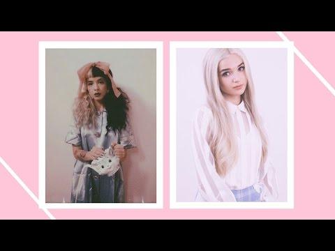 poppy + melanie | adored play date [mixed mashup]