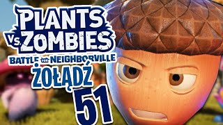 Żołądź jest za mocny - Plants vs Zombies Battle for Neighborville - Gameplay Part 51 Gry (Brot 2020)