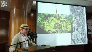 Andrew Collins: Gunung Padang and Lost Cultures from the Last Ice Age FULL LECTURE