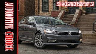 [TOP NEWS] 2018 Volkswagen Passat FIRST DRIVE REVIEW On Automotive Choice.