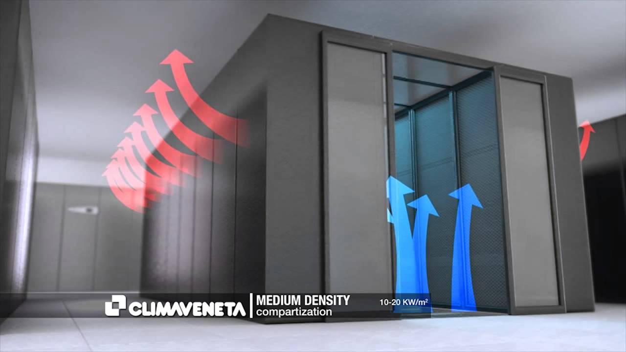 Enfriamiento Datacenter Climaveneta Youtube