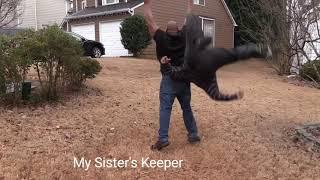 Walter Hendrix III Stunt Performer Reel