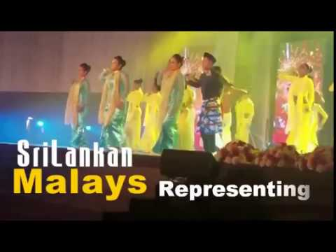 People of Sri Lanka - Srilankan Malay representing