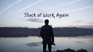 Stuck at Work Again | A Chill Mix