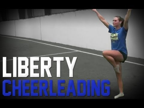 Improve your Liberty | Cheeleading Stunt Training |