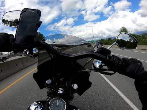 Repeat Tsukayu Boox One Fairing for Roadking and Metric