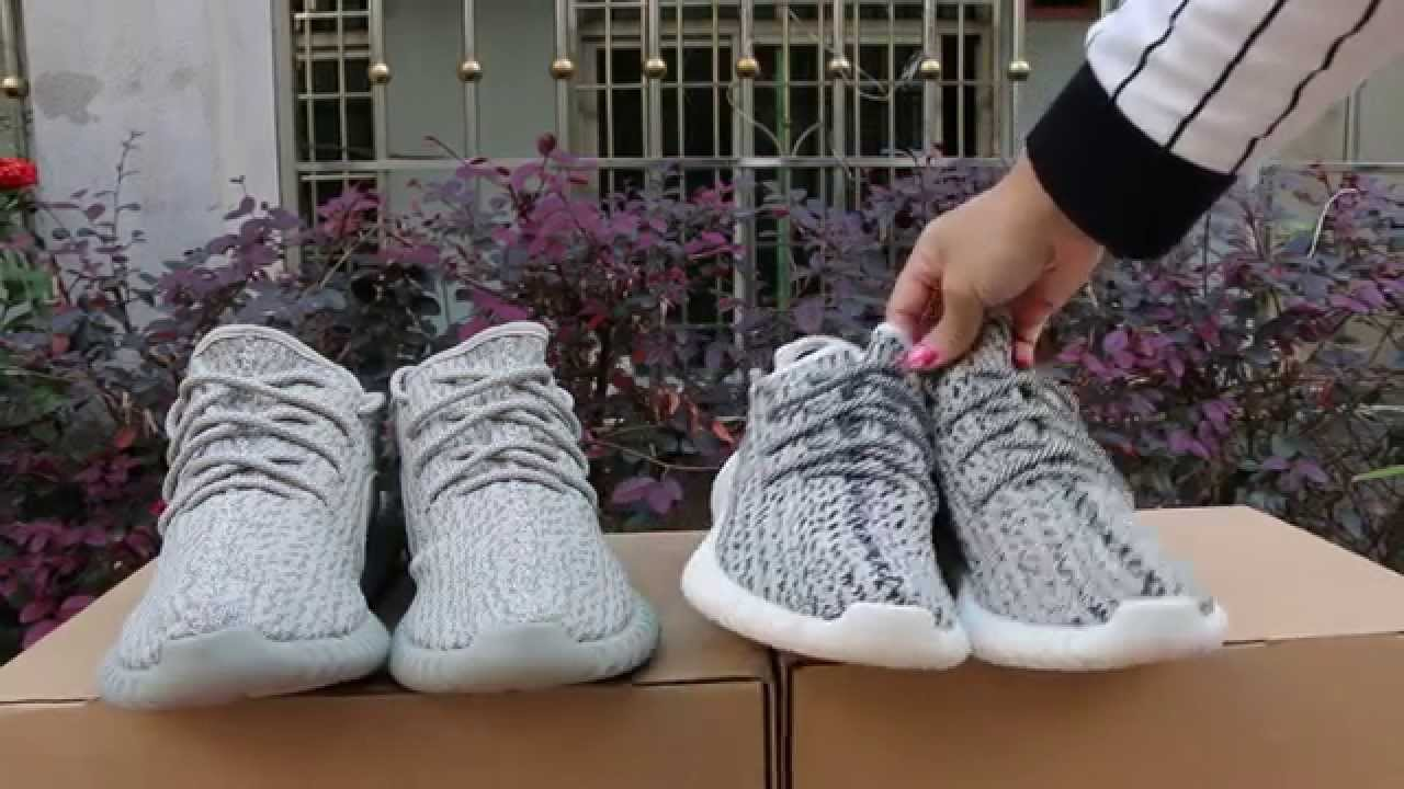 Adidas Yeezy boost Moonrock & Turtle Dove HD Review from Repbeast.ru  spare mehr