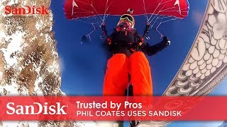 Trusted by Pros: Phil Coates Uses SanDisk® Extreme 510 Portable SSD