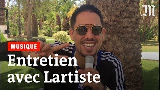 Interview de Lartiste