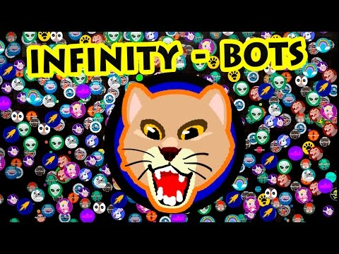 AGARIO HACK - 99999 MASS BOTS INFINITY ⚑ 310k GAMEPLAY WORLD RECORD BRAZILIAN