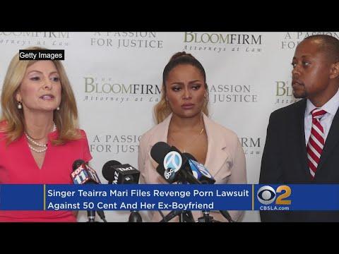 Singer Teairra Mari Files Revenge Porn Suit In LA Against Rapper 50 Cent