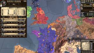Crusader Kings 2 ~ Old God's Let's Play #7 The Boat To England