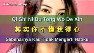 Qi Shi Ni Bu Tong Wo De Xin