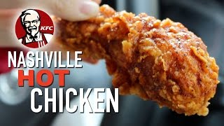 Nashville HOT Chicken Review - Feat. Evil JP