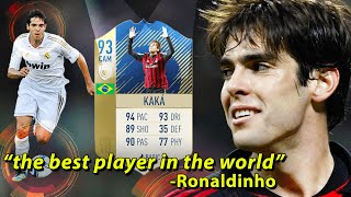 Just How Good Was Kaká?
