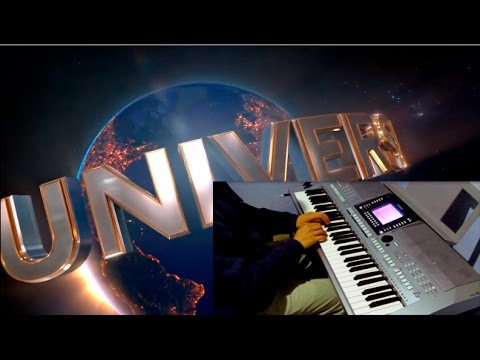 Universal Pictures Intro AMAZING instrumental cover on Yamaha PSRS710