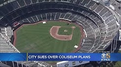 In Surprise Move Oakland City Attorney Sues To Stop Coliseum Redevelopment Deal