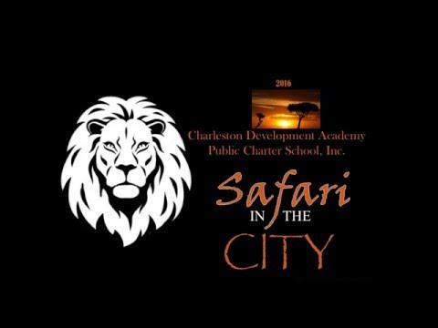 "Charleston Development Academy | 2016 ""Safari In The City"" Annual Capital Campaign Gala CDA"