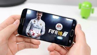 تحميل FIFA14 مود FIFA18 مهكرة و بدون انترنيت للأندرويد