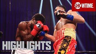David Benavidez vs. Alexis Angulo: Highlights   SHOWTIME CHAMPIONSHIP BOXING