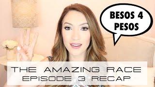 THE AMAZING RACE EPISODE 3 RECAP! | Blair Fowler