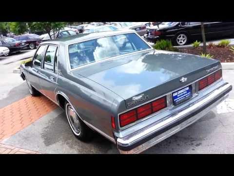 1989 Chevrolet Caprice Classic @ Karconnectioninc.com Miami, FL