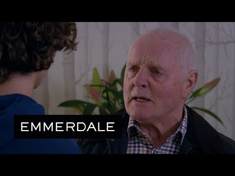 Emmerdale - Eric Finds Out Jacob Stole The Ring