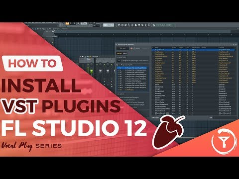 How To Install VST Plugins in FL Studio 12 [2018]