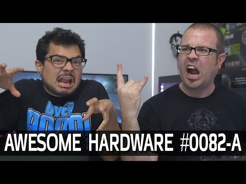 Awesome Hardware #0082-A: Freesync Beating Gsync, VR Controller Prototype, Space!