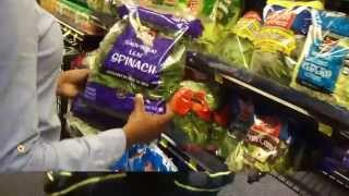 Grocery Shopping (Tutorial) - Fitness