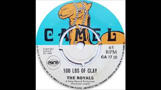 Royals - 100 Pounds Of Clay