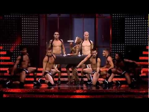 """Kylie Minogue - Live at """"Showgirl Homecoming Tour 2006 (Part 2/5)"""