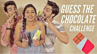 Guess the Chocolate Challenge | Rimorav Vlogs