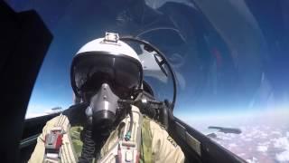 Будни летчика истребителя России