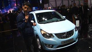 Opel Karl | Salone di Ginevra 2015