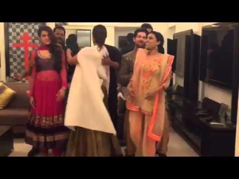 Salman Khan, Sonam Kapoor dances on Tujhe Dekha to Ye Jana Sanam