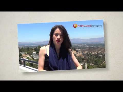 Comp winner Tatiana Quaresma talks about Hollywood Immersive.