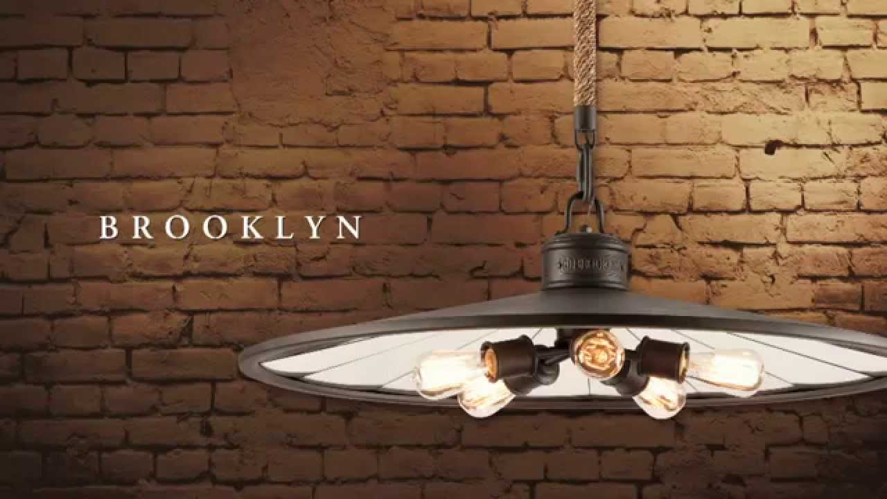 Troy Lighting Brooklyn Collection You