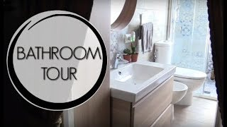 HOME TOUR : Bathroom ! OMBRETTA