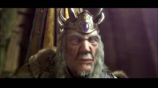 Начальный ролик кампании Альянса в Warcraft 3 Reign of Chaos