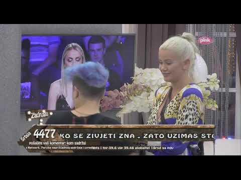 Zadruga 2 - Matora i Sanja pričale o bivšima, pa priznale koliko su ljubomorne - 24.06.2019.